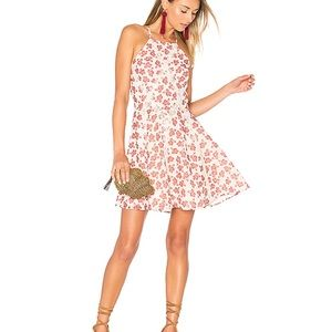 Tularosa Helix Dress in Floral Paisley